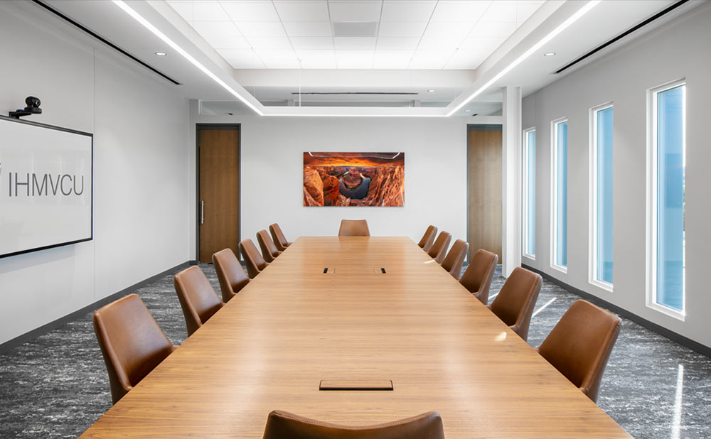 Audio Visual Services Conference Room