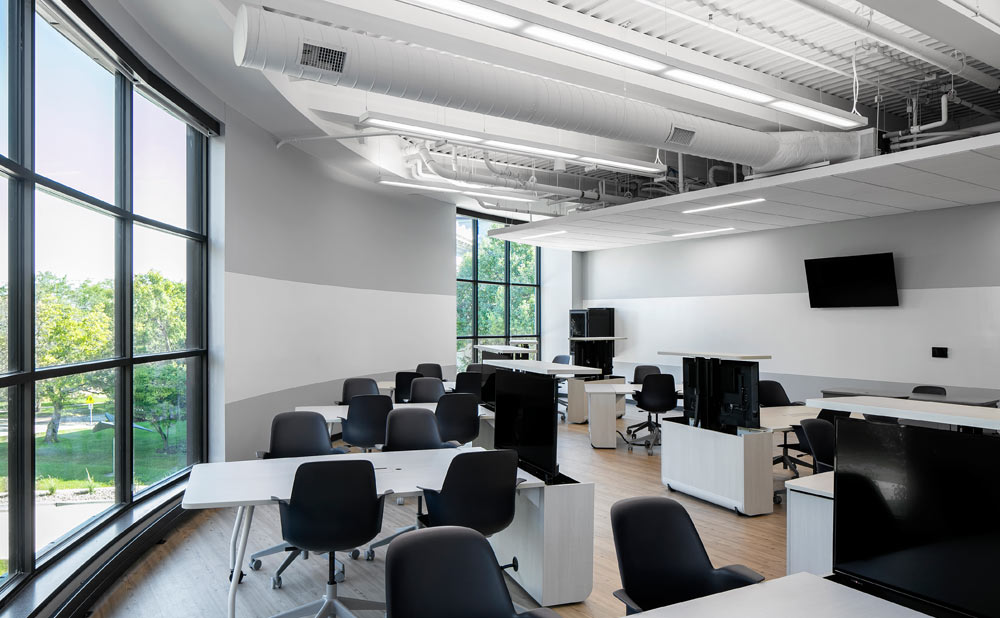 Audio Vision Services Classroom