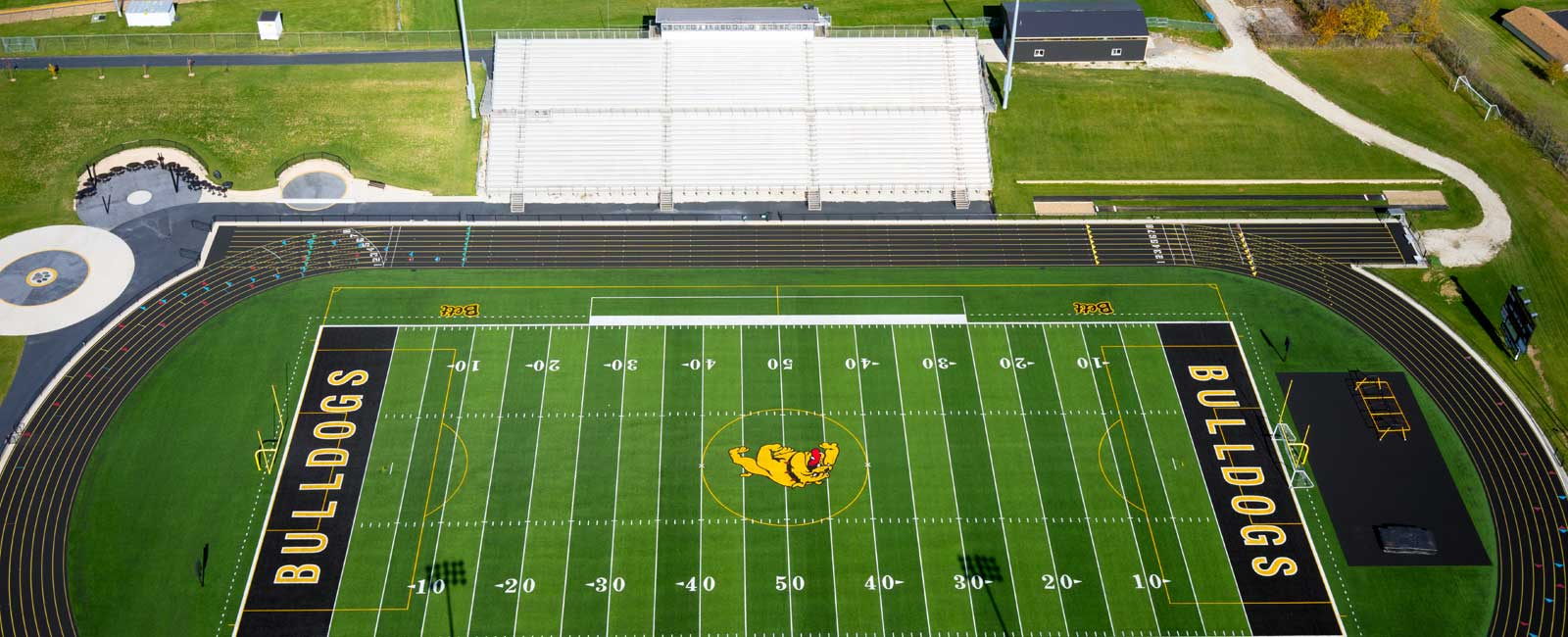 Bettendorf High School Stadium Tri City Electric