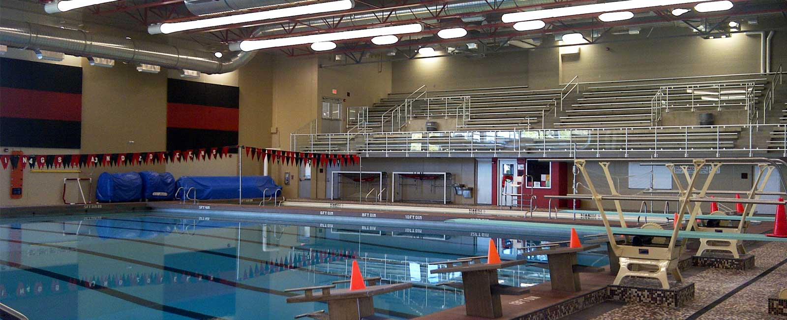 Clinton High School Pool, Tri-City Electric Co., Davenport