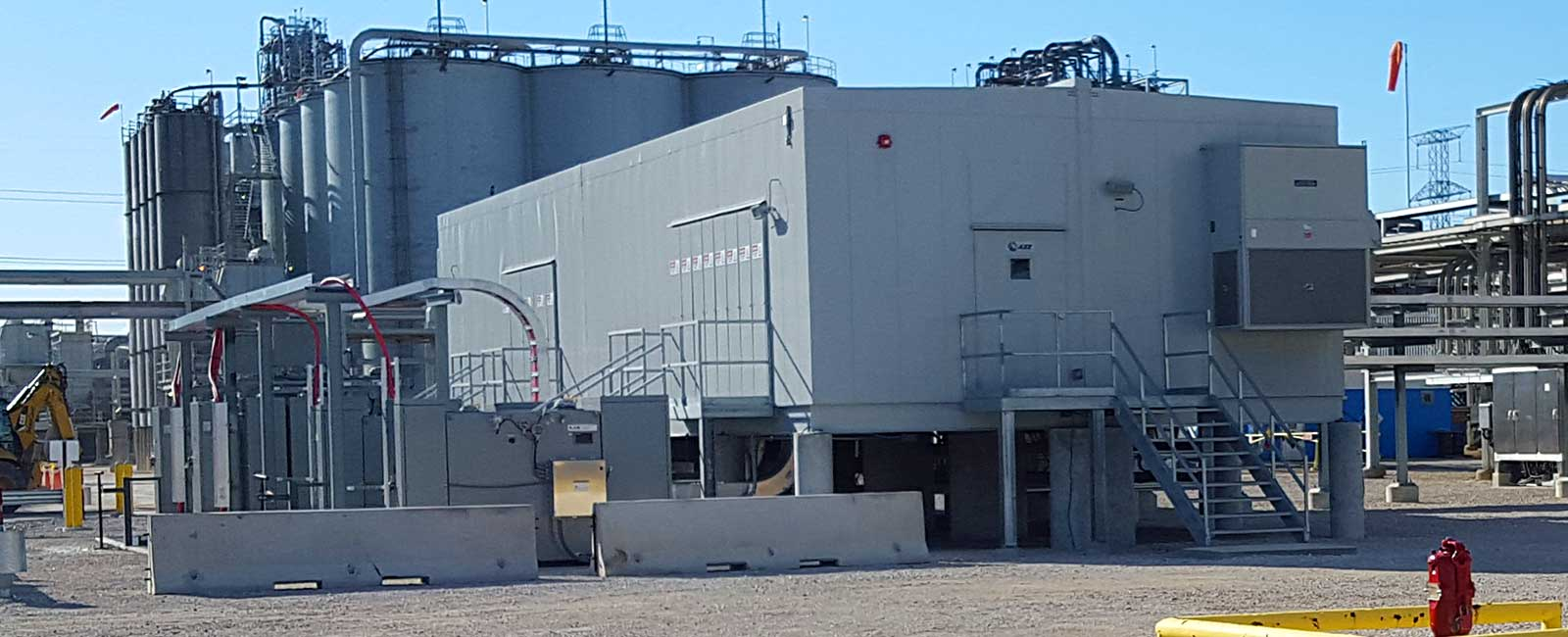 Lyondell Substation, Tri-City Electric Co., Davenport