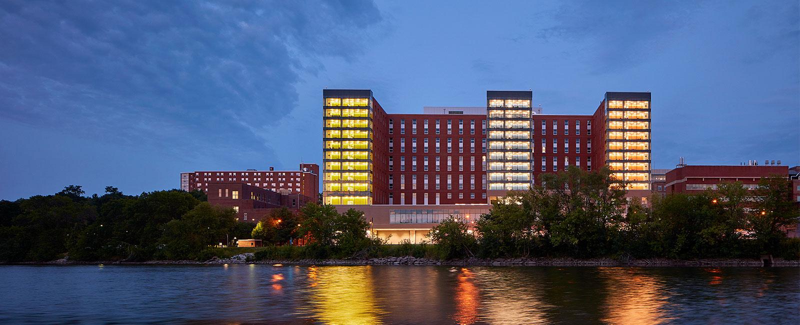 University of Iowa - Elizabeth Catlett Residence Hall
