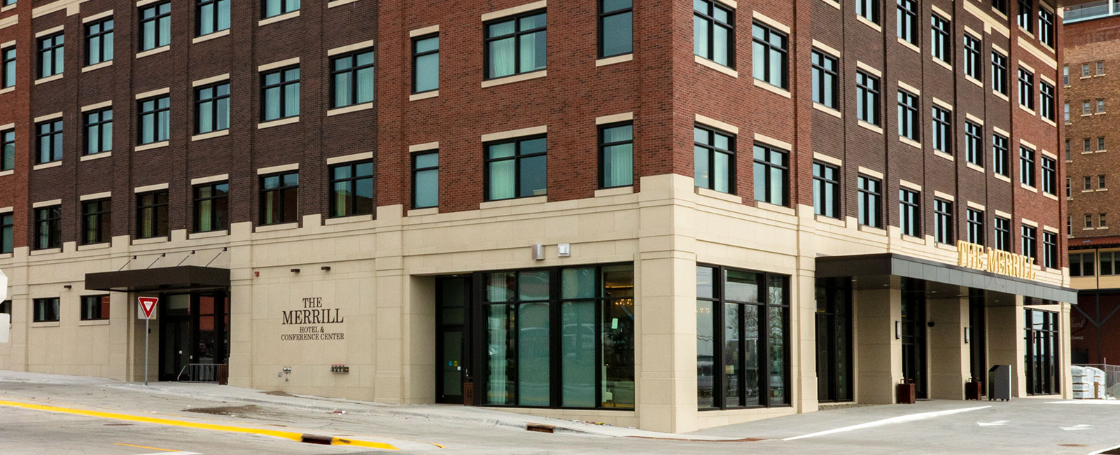 The Merrill Hotel & Conference Center – Muscatine, IA