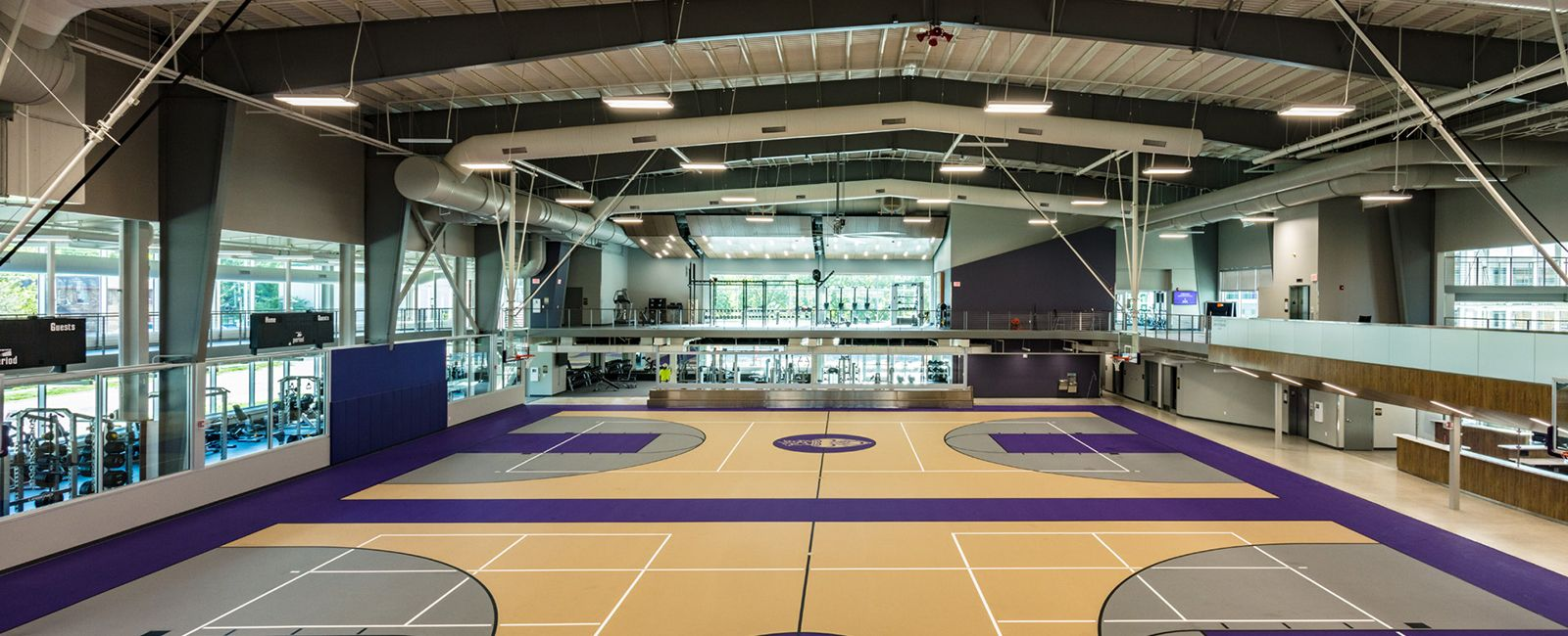 Project - Palmer College - R. Richard Bittner Athletic and Recreation Center - 2