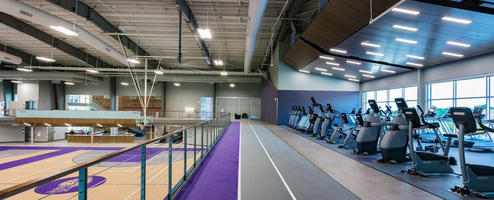 Project - Palmer College - R. Richard Bittner Athletic and Recreation Center - 3