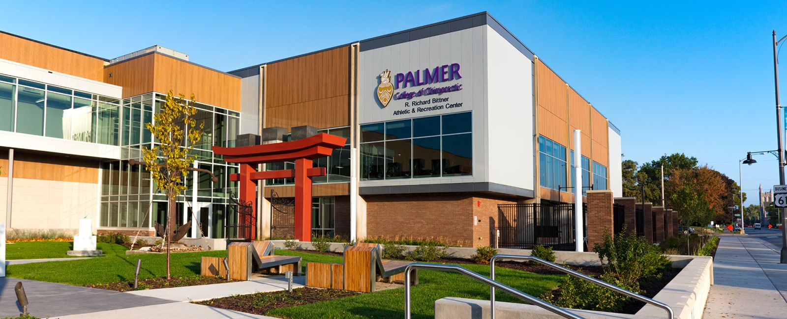 Project - Palmer College - R. Richard Bittner Athletic and Recreation Center - 4