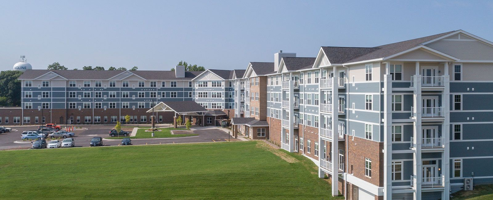 Overlook Village Retirement Community