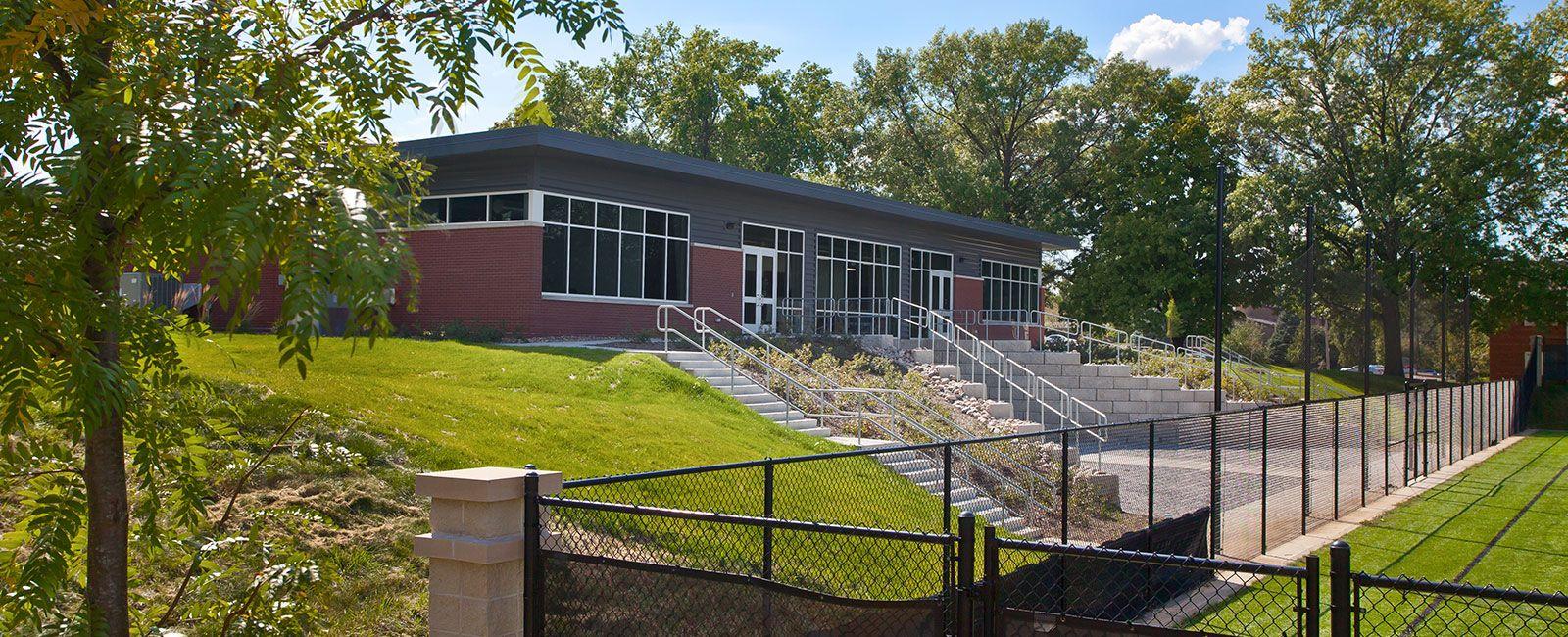 St. Ambrose Locker Facility New