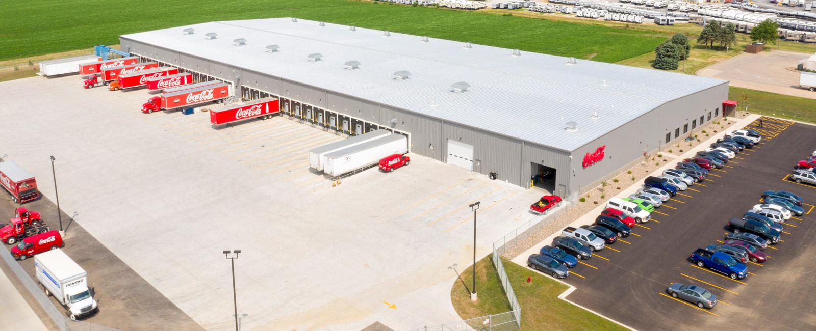 Atlantic Coca-Cola Bottling Company Warehouse