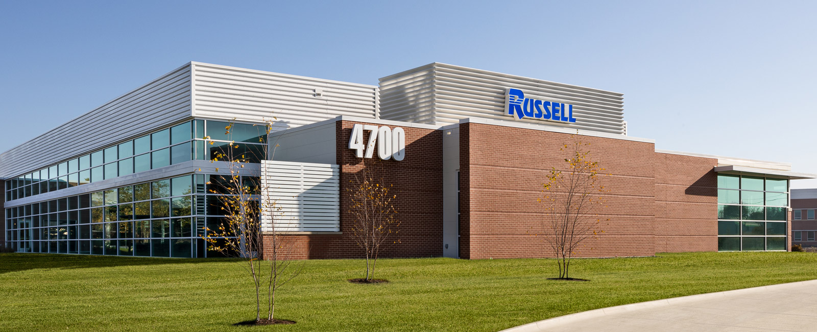 Russell Construction Headquarters 4700