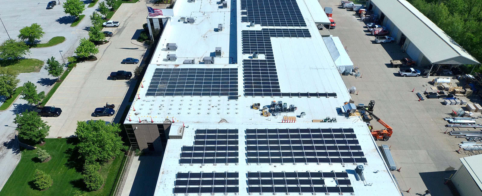 Tri-City Electrical Co. Solar Array