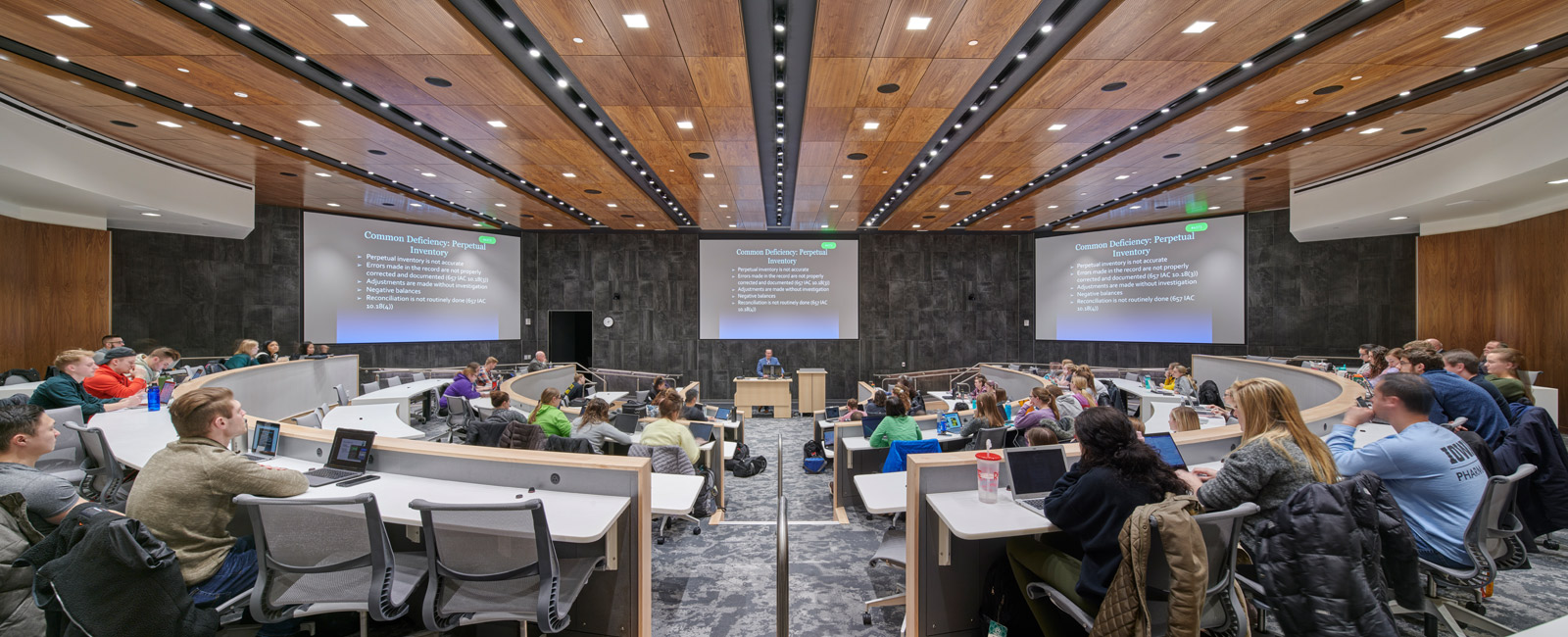 University of Iowa – College of Pharmacy Lecture Hall