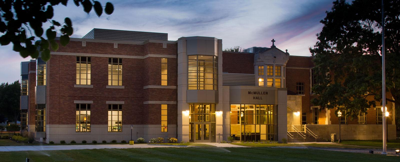 St. Ambrose University - McMullen Hall
