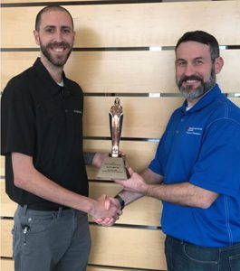 Scott Hirstein - Safety Professional of the Year Award