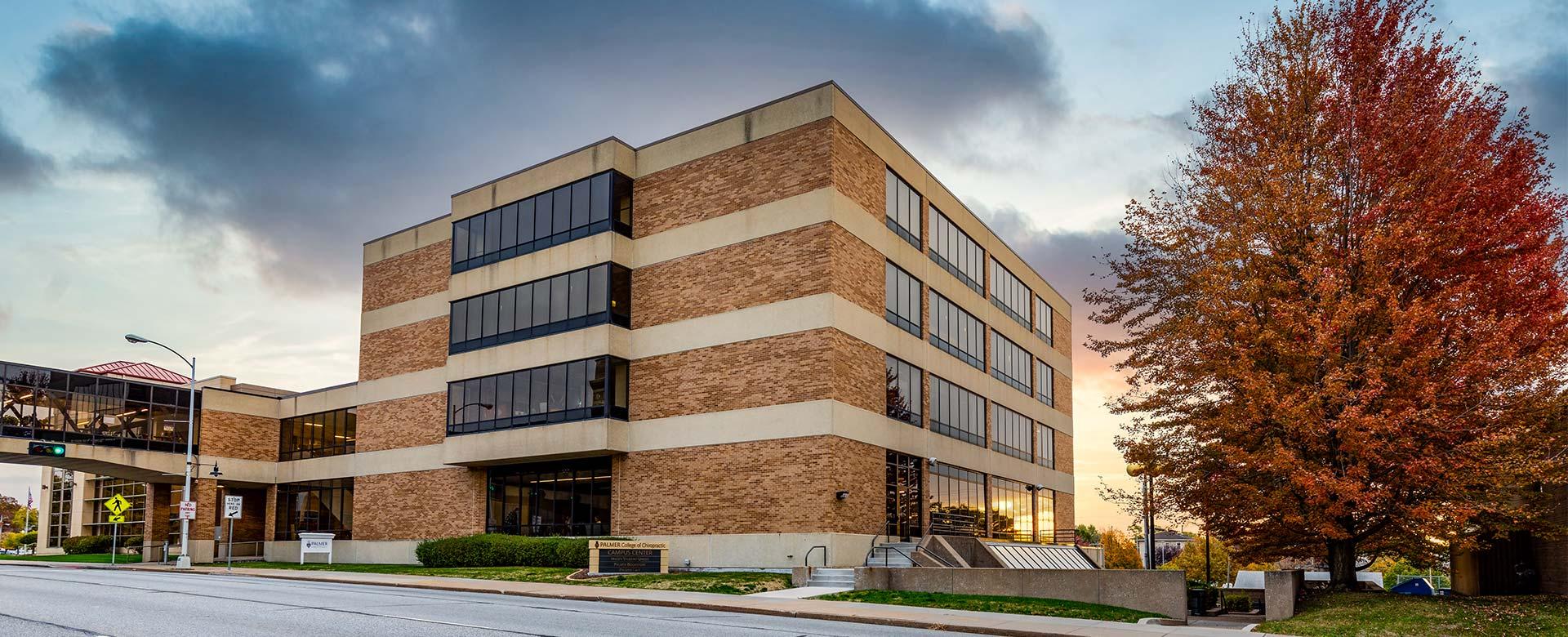 Palmer College – Bruce & Bethel Hagen Student Union