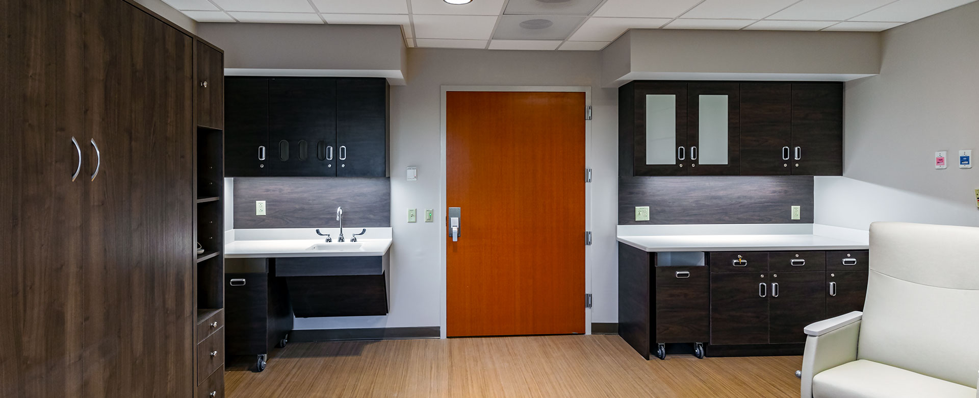 Genesis Medical Center Bereavement Suite