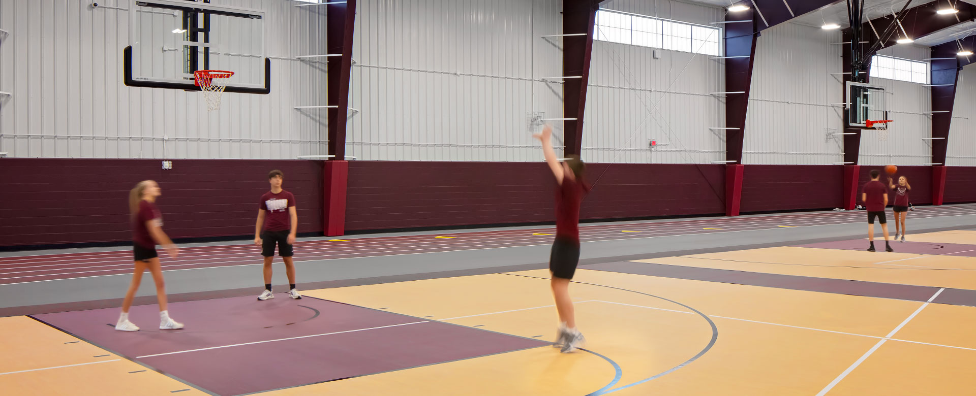 Moline High School Physical Education Facility