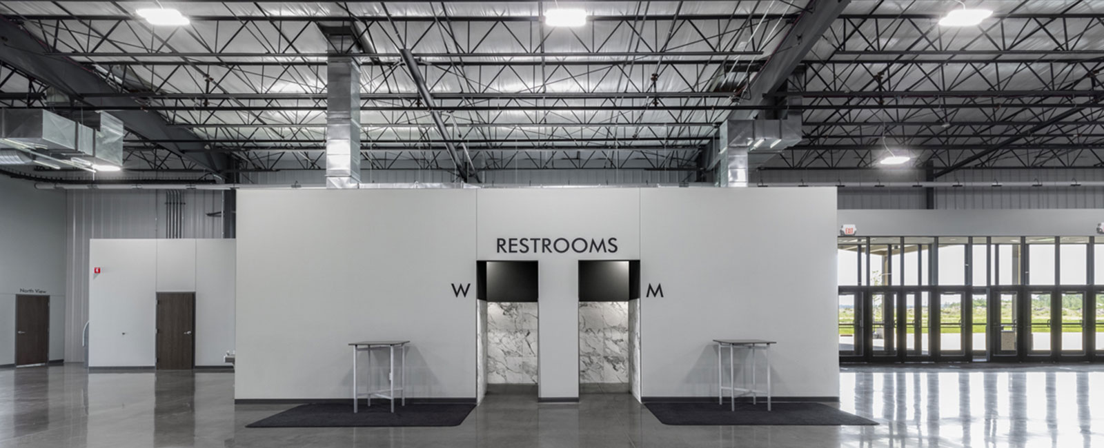 Bend XPO Restrooms